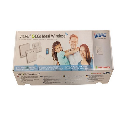 Vilpe Eco Ideal ec control kit van Vilpe